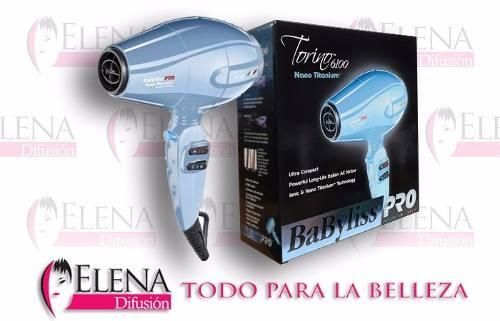 Secador Pelo Profesional Babyliss Pro Torino 6100 878898d0fe1c